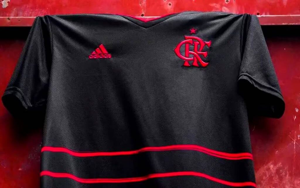 Flamengo Lancara Terceira Camisa Contra O Red Bull Bragantino