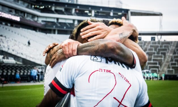 Jornal da Catalunha destaca goleada do Flamengo de Domènec Torrent