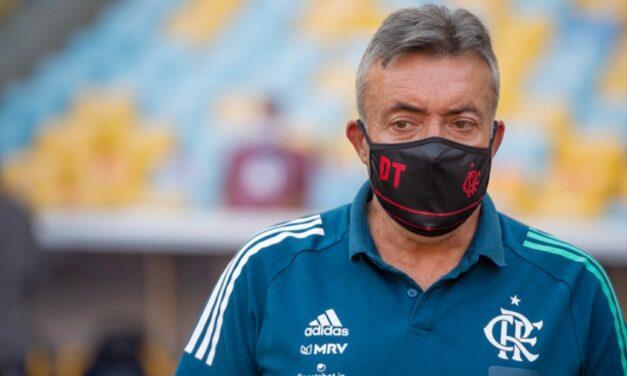 Flamengo escalado para enfrentar o Internacional; confira os titulares