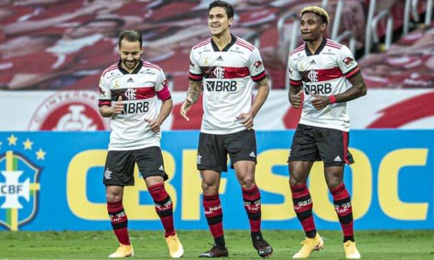 Everton Ribeiro exalta vontade do Flamengo e gol no fim: 'Valeu o esforço'