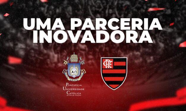 Flamengo e PUC-Rio se juntam para ampliação tecnológica nos esportes olímpicos