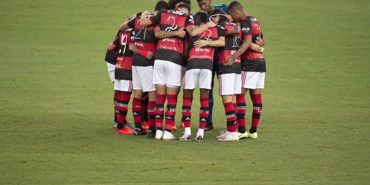 Notas e análises individuais de Flamengo 2×1 Goiás