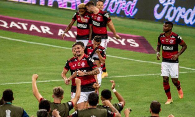 Notas e análises individuais de Flamengo 3×1 Junior barranquilla