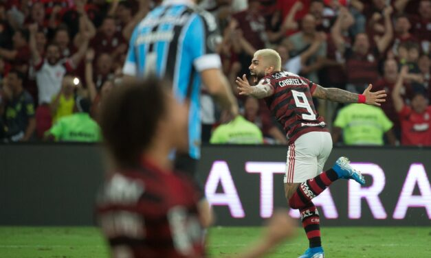 O dia em que o Flamengo pediu a Libertadores em casamento
