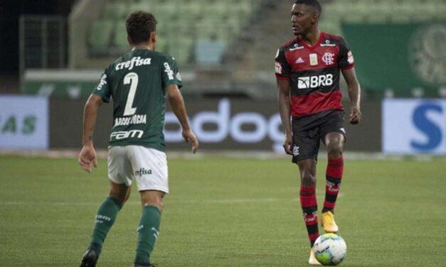 Flamengo é absolvido no STJD e se livra de multa por atraso contra o Palmeiras