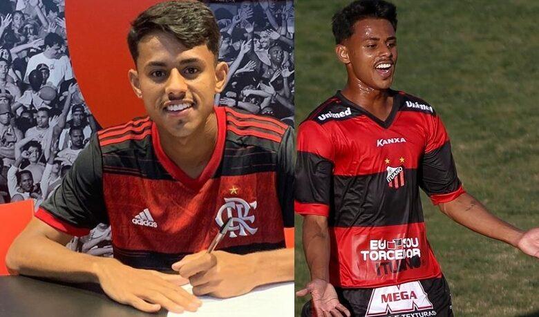 Números de Gabriel Barros, novo atacante do Flamengo