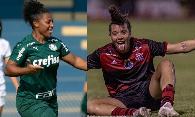 Flamengo/Marinha enfrenta Palmeiras pelo Brasileirão Feminino