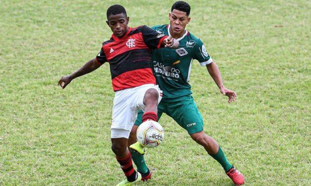 Flamengo vence a Cabofriense e estreia com vitória na Taça Rio Sub-20