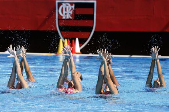 esportes olímpicos do Flamengo