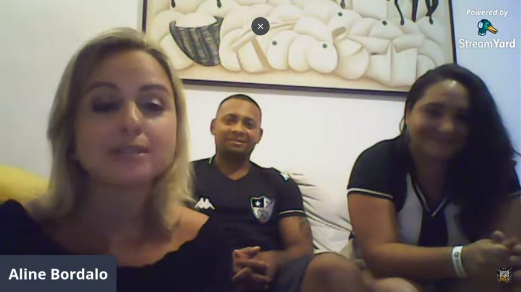 torcida do botafogo caiu em pegadinha de torcedores do Flamengo
