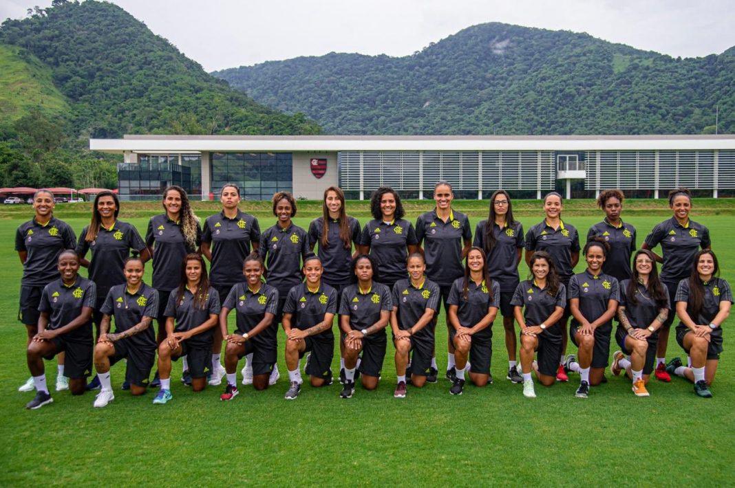 flamengo marinha futebol feminino elenco 2020 2021