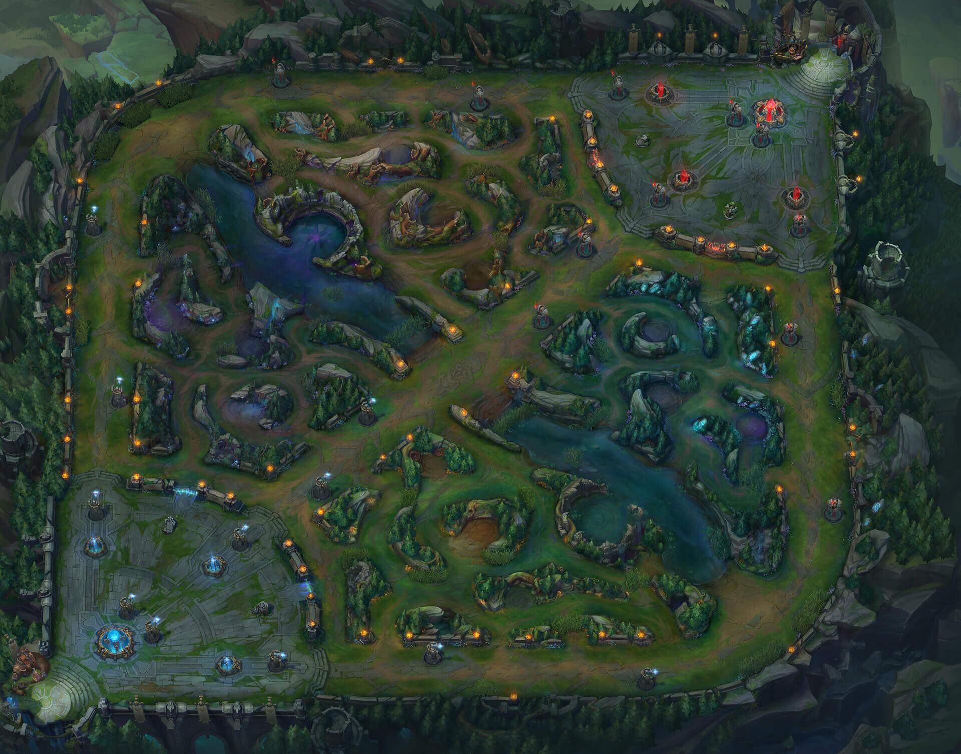 Mapa LoL