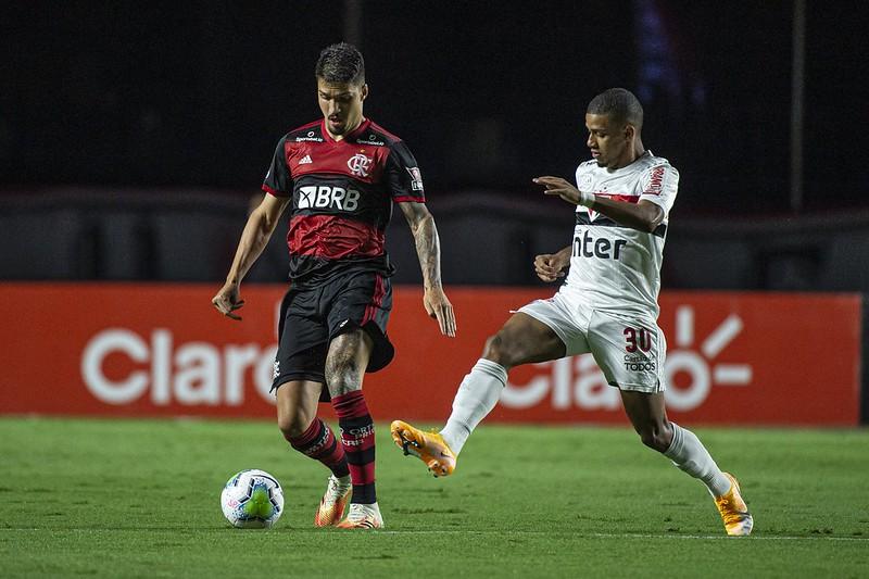 Representantes do Montpellier vão até à Gávea de olho no zagueiro Matheus Thuler como possível reforço para o futebol europeu