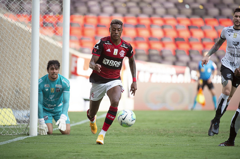 Flamengo Bruno Henrique