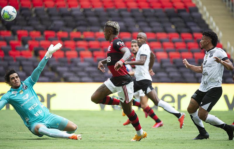 Flamengo chances