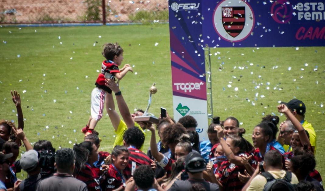 flamengo futebol feminino 2021