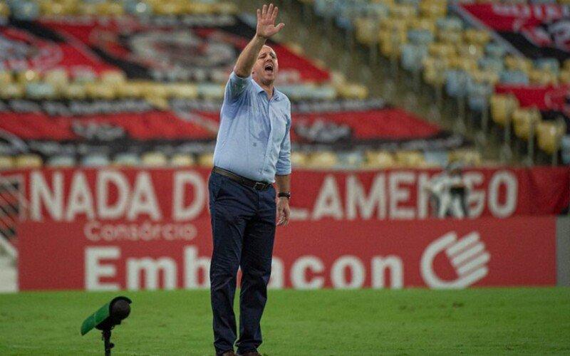 Flamengo escalação