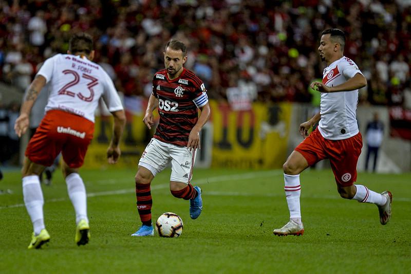 Éverton Ribeiro Flamengo x Inter