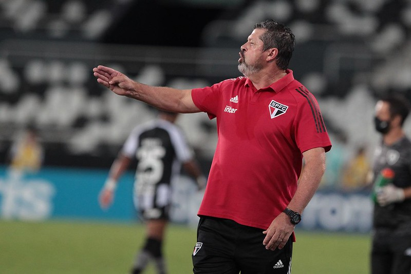 Marcos Vizolli São Paulo flamengo