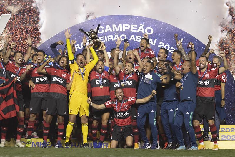 flamengo campeão brasileiro