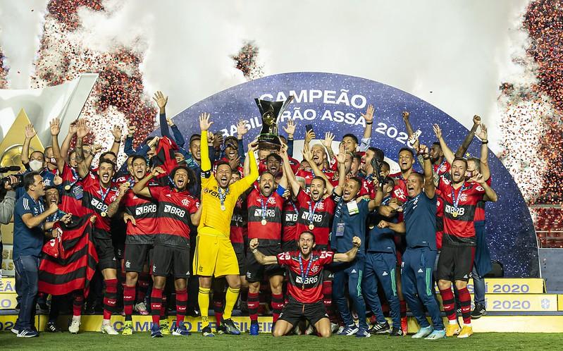 Reestruturação administrativa do Flamengo