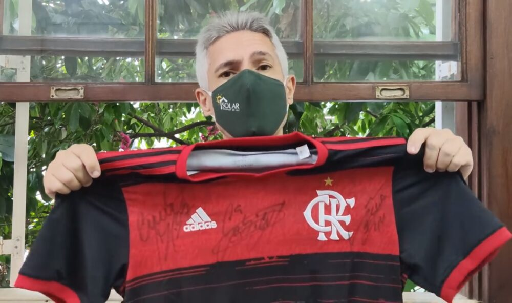 ONG Flamengo camisa