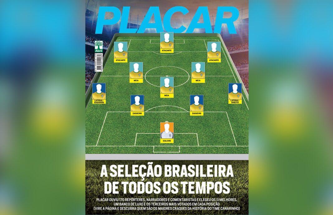 Revista Placar Seleção