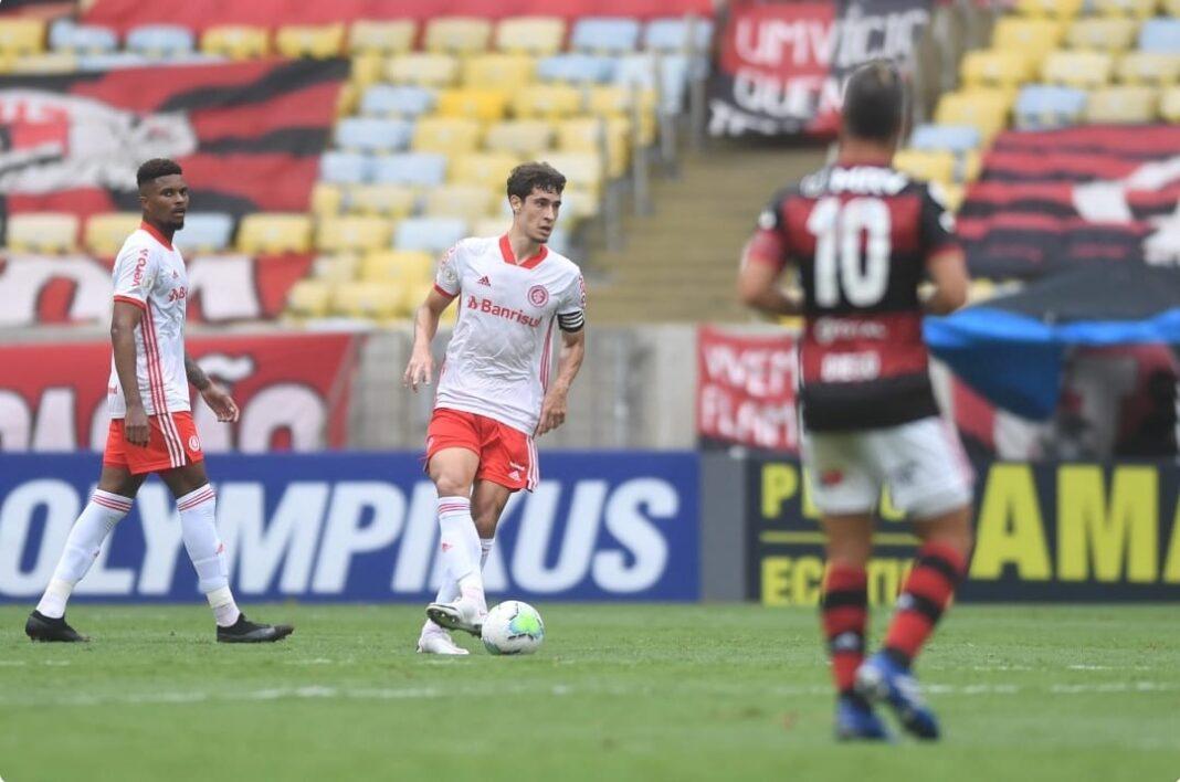 Rodrigo Dourado Inter Flamengo