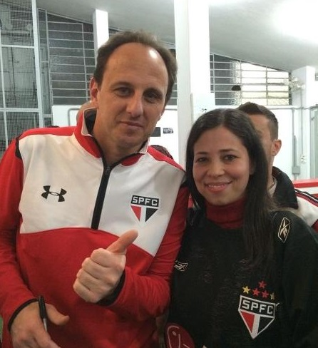 Rogério Ceni São Paulo torcedora