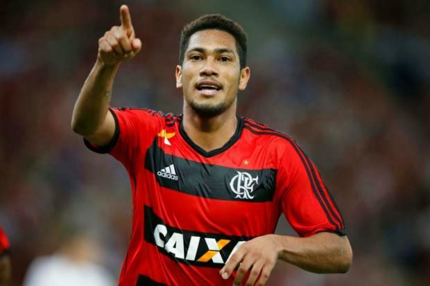 Flamengo camisa 9