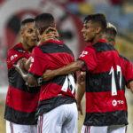 Com atuações de pouca emoção, atletas do Sub-20 garantem a vitória com golaço de Max no último minuto do jogo entre Flamengo x Nova Iguaçu