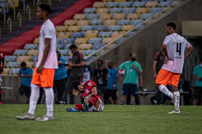 Flamengo Daniel Cabral