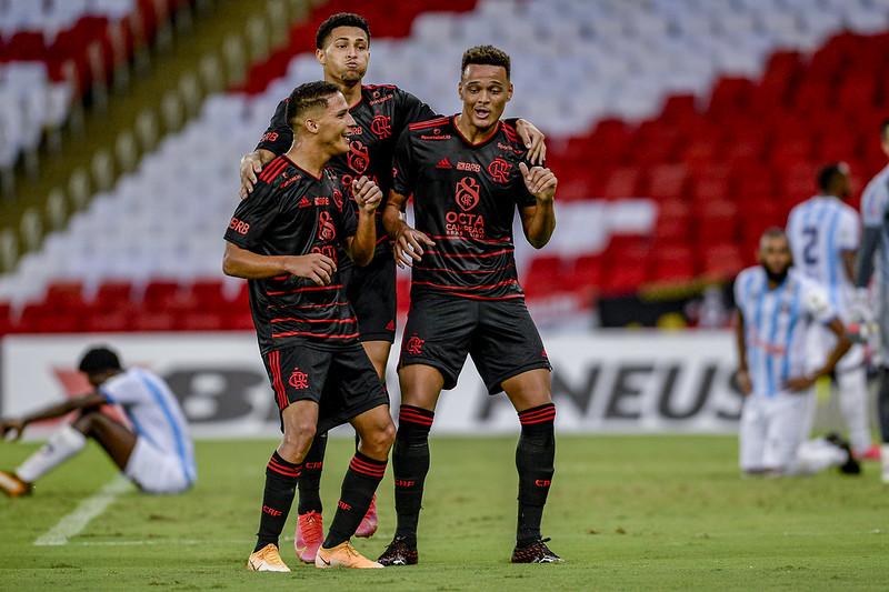 Flamengo e Macaé