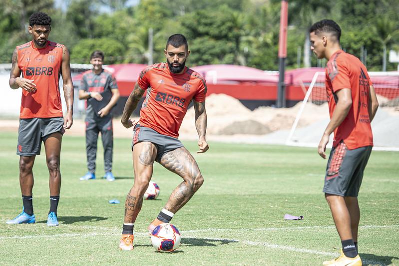 Gabigol é relacionado pelo Flamengo e fará sua estreia em 2021