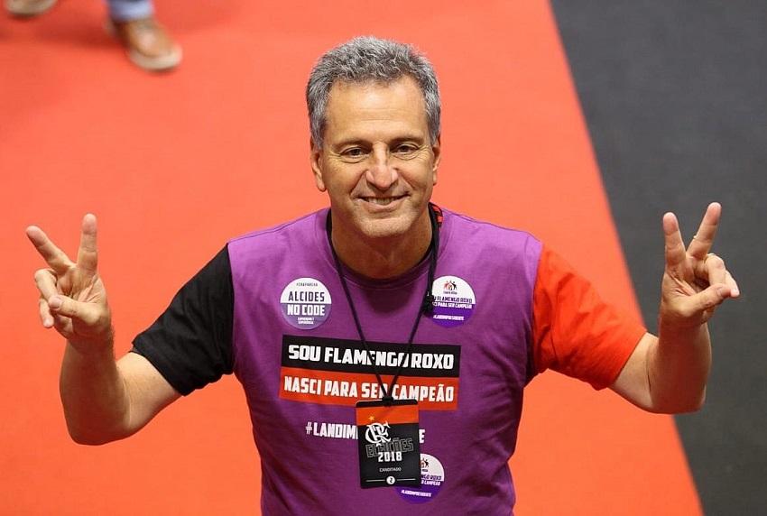 Rodolfo Landim Flamengo