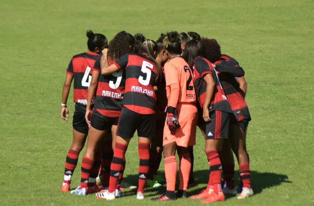 flamengo futebol feminino brasileiro a1 2021