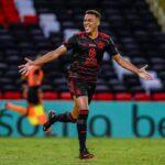 Flamengo camisa octa preta