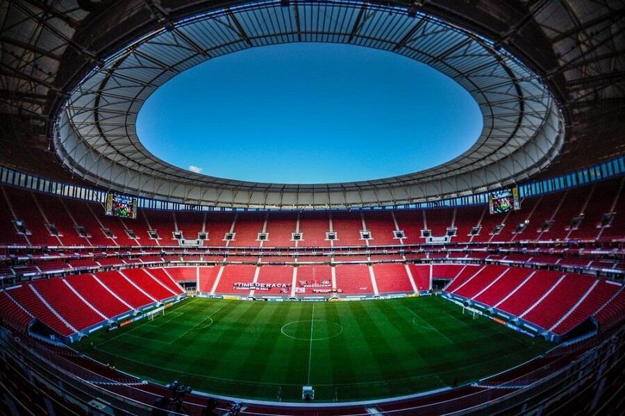 Supercopa do Brasil Mane Garrincha