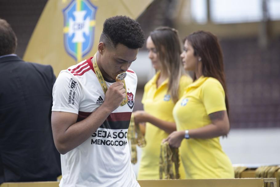 Rodrigo Muniz Flamengo
