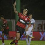 Pedro Flamengo dois gols
