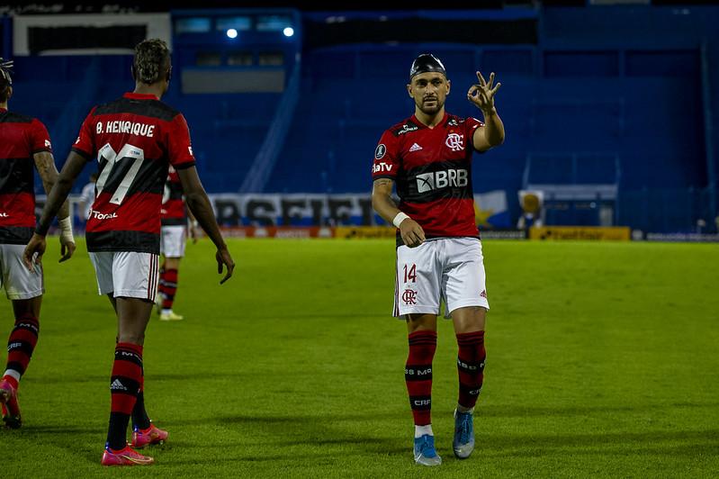 Arrascaeta Flamengo