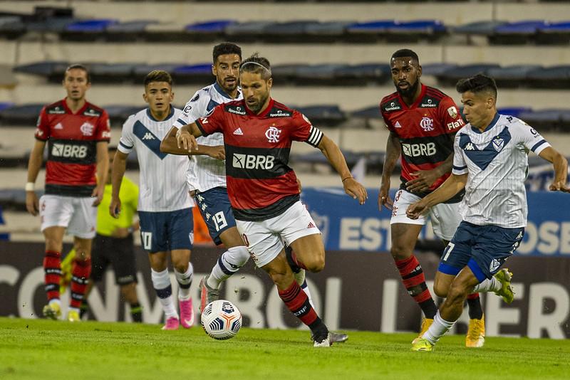 Diego Flamengo vence na Argentina