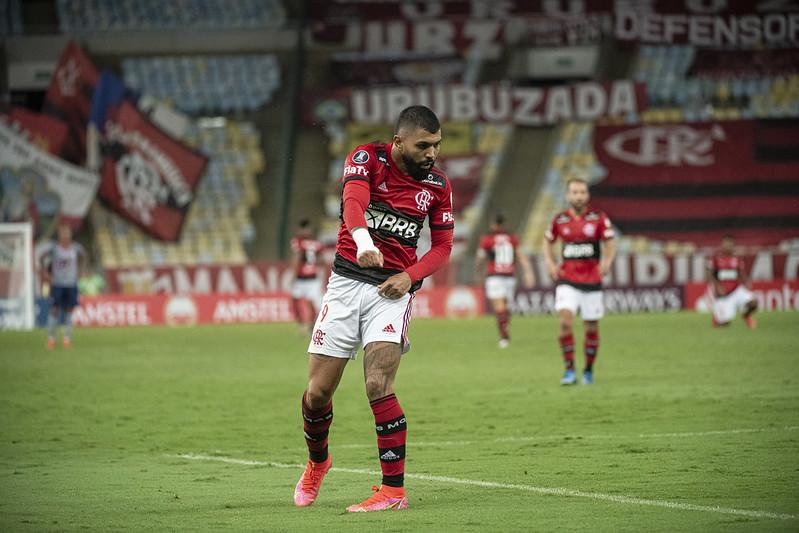 Gabigol Flamengo Zico