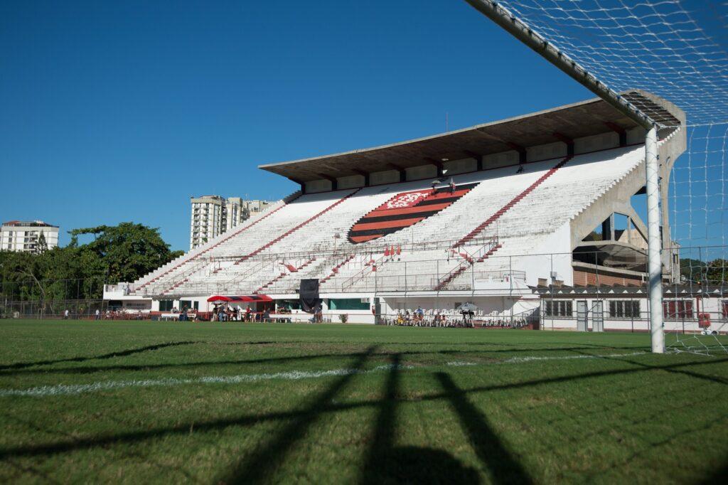 gávea estádio flamengo