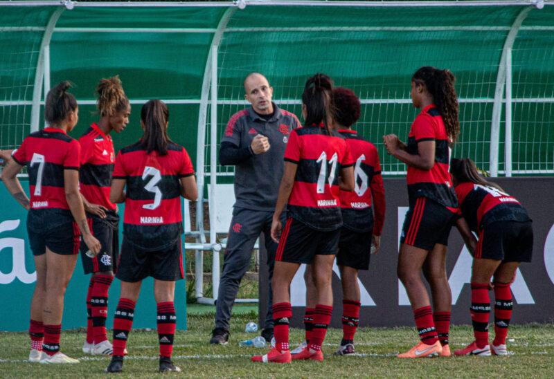 flamengo futebol brasileiro feminino 2021