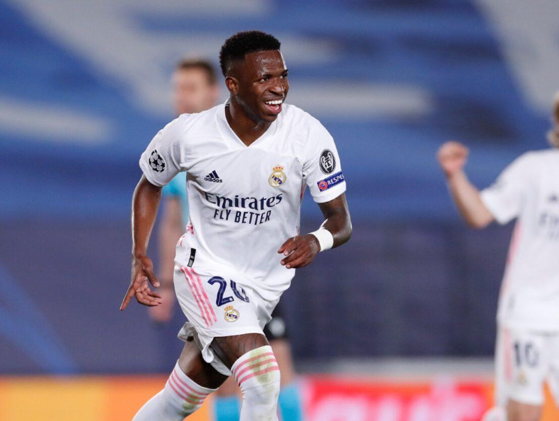 Vinicius Jr. Real Madrid