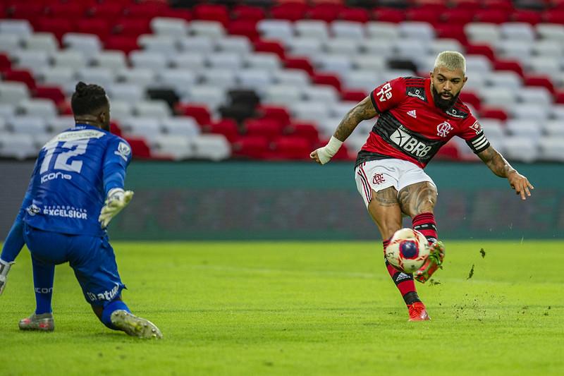 Flamengo e Volta Redonda