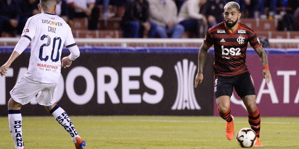 Flamengo pode quebrar recorde contra a LDU na Libertadores