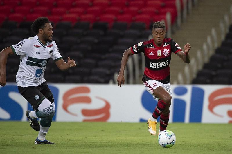 Flamengo x Coritiba Copa do Brasil 2021