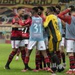 Flamengo Bragantino Notas